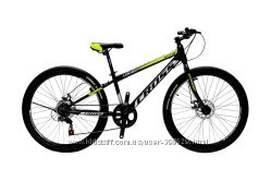 Подростковый горный велосипед 24 CROSS LEGION