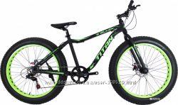 Алюминиевый велосипед ФЭТБАЙК Fatbike 26 TITAN STALKER