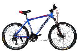Горный велосипед 26 TITAN SOLAR DD 2019