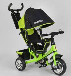 Детский трехколесный велосипед BEST TRIKE 6588 PENA