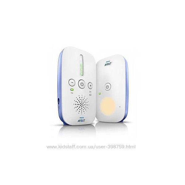 Avent Радионяня цифровая DECT режим Smart ECO SCD50652