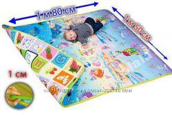 BabyPol Игровой коврик 1800х1500х10мм  Подводный мир