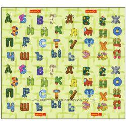 BabyPol Игровой коврик Забавный алфавит 1800х2000х5 мм