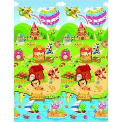 BabyPol Игровой коврик Маленькая страна 1800х2000х10мм Киев