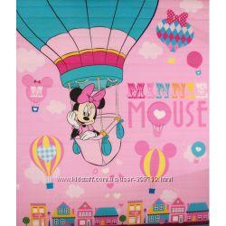 BabyPol Игровой коврик Принцесса Минни Маус 1800х1500х10мм бебипол