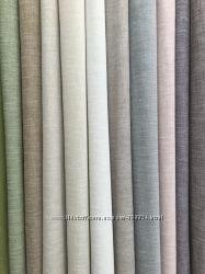 Тюль-штора плотная тюль лен  новая  коллекция 2018  Турция