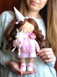 Авторская кукла, Кукла ручной работы, hand made