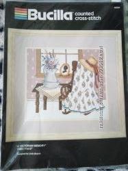 Набор для вышивки Bucilla A victorian memory