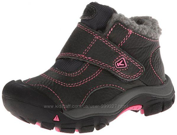 Ботинки KEEN Kootenay р. US1-20, 5см. Новые