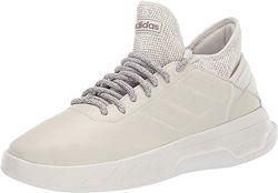 Кожаные кроссовки adidas р. us9-26см. Оригинал
