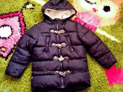 Зимняя куртка Terranova, размер 5-6 лет на рост 116-122