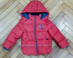 Куртка зимняя COOL CLUB, размер 110 см.