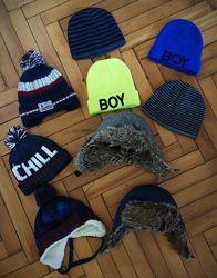 Классные шапочки на мальчика