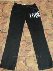 Спортивные брюки утепленные на девочку 11-12 лет