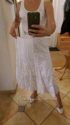 Красивая летняя юбка L