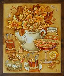 Картина Чайный букет