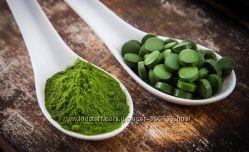 Спирулина водоросль - уникальная пищевая добавка, хлорелла