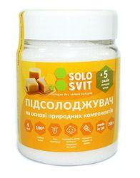 Натуральный сахарозаменитель СолоСвит