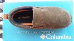 Мокасины,  демисезон туфли columbia 12, 18. 5см