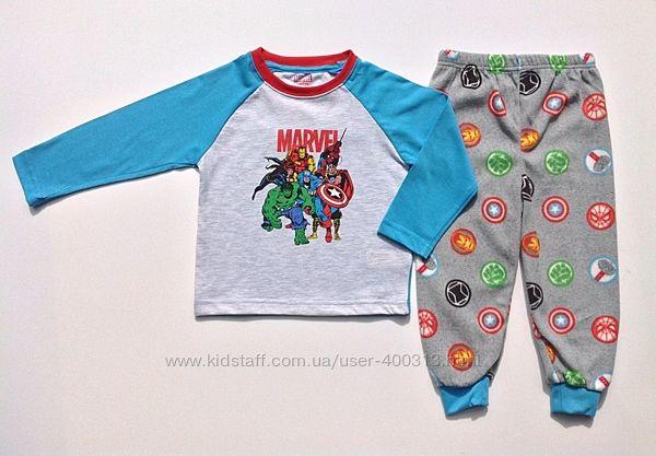 Пижама Marvel флис