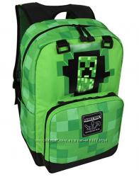 Школьный, городской рюкзак Minecraft оригинал, выбор моделей