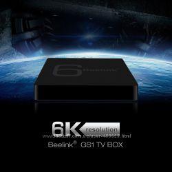 Новинка Android 7. 1 TV Box 6K Beelink GS1 есть все настройки