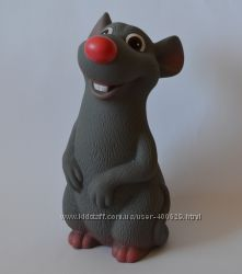 Резиновые игрушки з-д Огонек