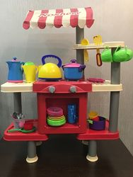Кухня для маленькой помощницы
