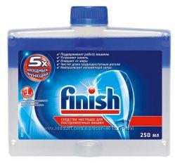 Очиститель посудомоечной машины Finish, 250 мл