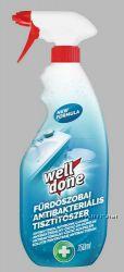 Well Done антибактериальное средство для ванной, 750 мл