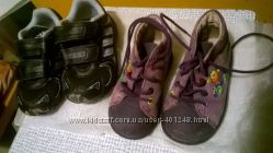Ботиночки кожаные RICOSTA