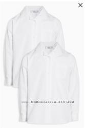 Next. Рубашка школьная. Размер 7. Цена за одну