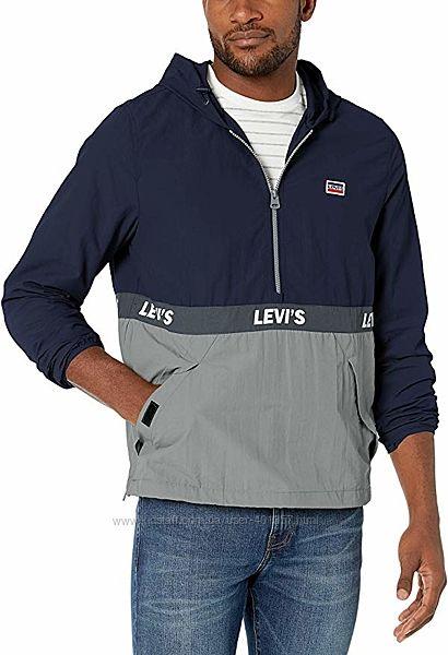 Levis. Модная курточка ветровка. Размер С оригинал