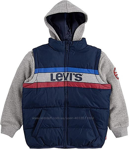 Levis. Курточка оригинал. Размер 128-140