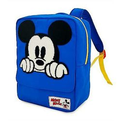 Disney. Яркий красочный и уникальный рюкзак с Mickey mouse. Оригинал Дисней