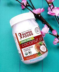 Dr. Murray&acutes, Органическое кокосовое масло первого отжима