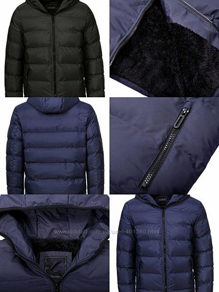 Теплые мужские зимние куртки Glo story  Венгрия М-2ХЛ
