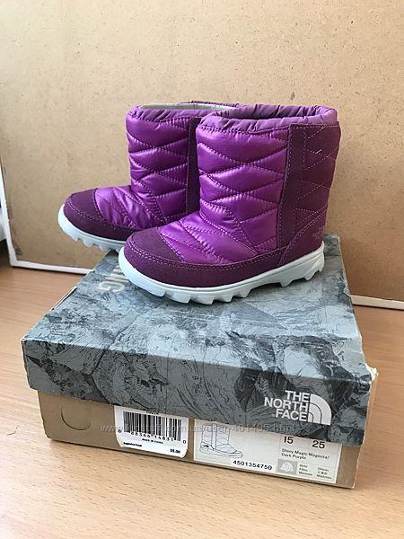 Продам новые ботинки The North Face eur 25