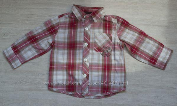 Сорочка для хлопчика 9-12 міс.