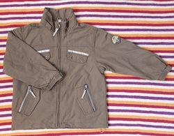 Куртка вітровка для хлопчика 122 см