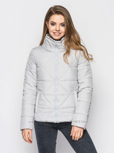 Распродажа Куртка женская демисезонная Ромб разные цвета