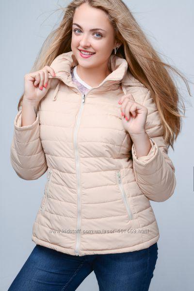 Распродажа Куртка женская демисезонная 5060 батал разные цвета