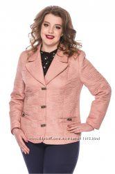 Куртка - пиджак демисезонная женская kariant адель разные цвета