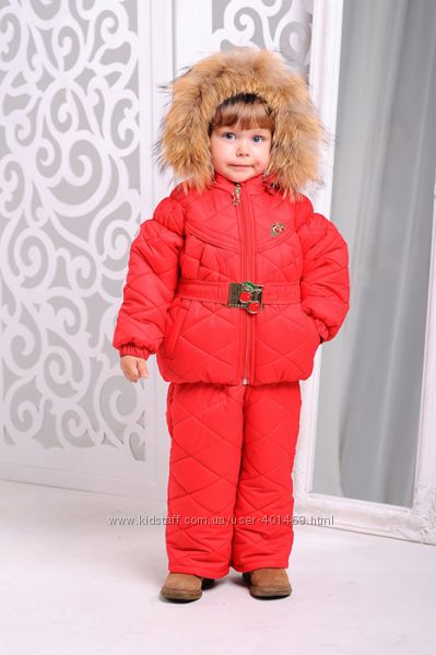 Распродажа Зимний комбинезон, костюм для девочки Монклер
