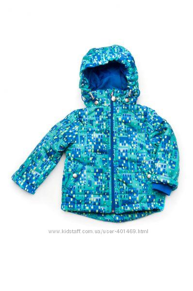 Куртка демисезонная для мальчика 03-00802-0