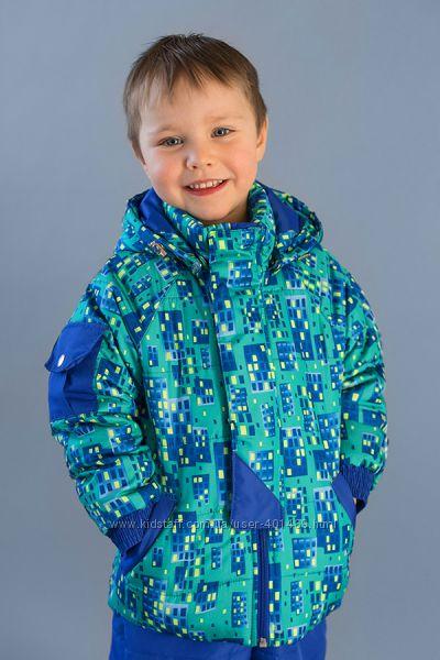 Куртка демисезонная City для мальчика