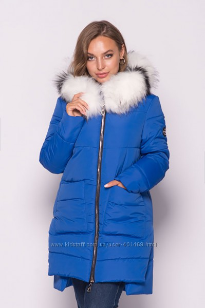 Зимняя женская куртка арт. 00079  р. 44-54  разные цвета