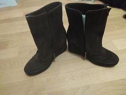 Сапоги - ботинки зимние