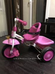 Велосипед kettler для девочки