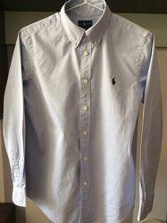 Стильная рубашка Ralph Lauren на подростка 13-14 лет